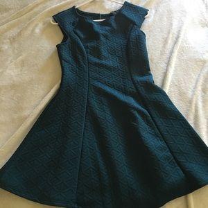 Forever 21 teal dress size medium